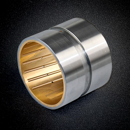 Steel bronze plated bearing with factory price in China